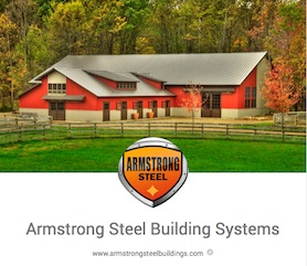 Join Armstrong Steel on Google Plus