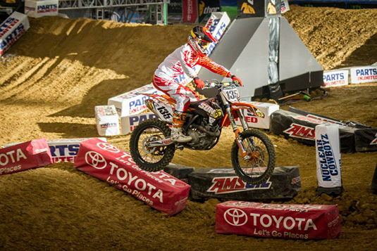 AMA Rider Bobby Fitch