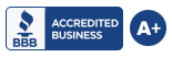 BBB Accredited Business Award